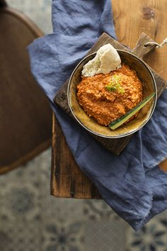 MUHAMMARA. Crema Siria de Pimientos y Nueces | Sweet And Sour