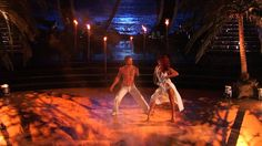 Noah & Sharna's Rumba - Dancing With the Stars