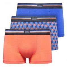 Jockey Cotton Stretch Short Trunk Nebulas Blue, these range from size Small to XXL Jockey Men's Underwear, Jockey Mens, Nebulas, Stretch Shorts, Lounge Wear, Boxer, Seal, Smooth, Pouch