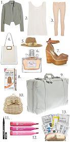 Une-deux senses: Tailored Tuesday & Travel