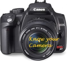 Photo Tips for Beginners-know your camera