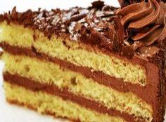 ΤΟΥΡΤΑ ΣΟΚΟΛΑΤΑΣ ΜΕ ΠΑΝΤΕΣΠΑΝΙ ΑΜΥΓΔΑΛΟ-ΦΟΥΝΤΟΥΚΙ Μια τούρτα στο άψε σβήσε Love Chocolate, Frozen Yogurt, Cooking Time, Vanilla Cake, Banana Bread, Main Dishes, Deserts, Ice Cream, Sweets