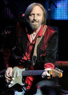 Tom Petty or as I like to call him, Tom. My BFF