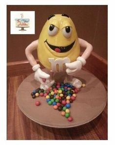 MM Sculptured Cake
