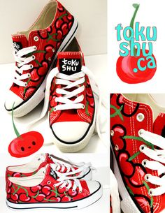 aeee2464e77305 Cherry Shoes Low Top Shoes
