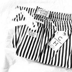 Stripe Lover. #stripes #shorts #menswear #campbellandhall