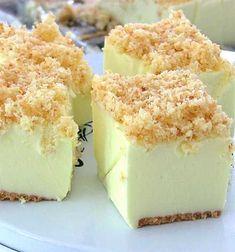 Śnieżny puch - ciasto BEZ pieczenia