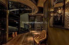 Фото элитных лестниц и ограждений с латунным поручнем. - «Mercury Forge»  #stairs #decor #home #grandeforge  #mercuryforge #лестницы #ограждения #москва #дом #интерьер