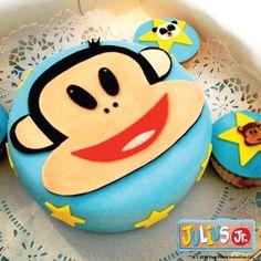 Julius Jr cake