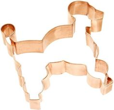 Old River Road Poodle Shape Cookie Cutter, Copper by Old River Road, http://www.amazon.com/dp/B00295QE22/ref=cm_sw_r_pi_dp_0.Mprb0BYEY7K