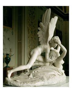 Antonio Canova: Cupido y Psique, 1796