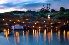 Sumptuous Morukuru Lodge in Madikwe reserve