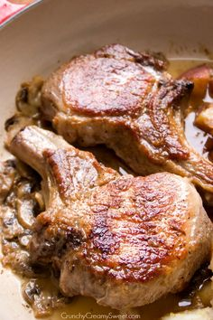 Braised Pork Chops Recipe