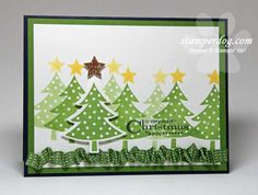 HOLIDAY SWEETS STAMPIN AROUND | ... of some other adjustments around here so no Christmas Tree here yet