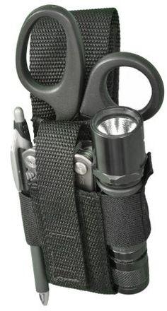 Amazon.com: Tactical Light/Knife/Scissor Pouch (EMT): Health & Personal Care