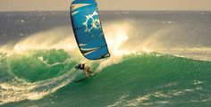 Kitesurfing: Using Kite Momentum for Wave Riding...