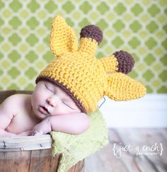 Baby Giraffe Hat Crochet Giraffe Hat Baby Animal Hat by want this for number three!