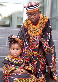 Cameroon children...