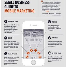 #smallbusiness #guide to #mobilemarketing