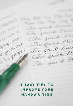 Learn calligraphy online at calligraphy.org. You'll learn the basics of pointed pen, flourishing, addressing envelopes and developing your own style. The course comes complete with a beginner…