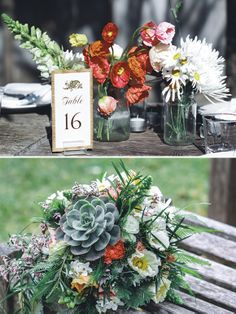 Rustic Inspiration by Chalk