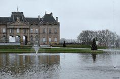 Château de Lunéville, Meurthe et Moselle