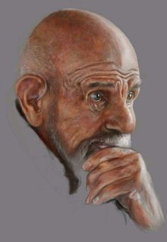 Supporter created art that's currently in progress.  #JacqueFresco The Venus Project Beyond Politics, Poverty And War www.thevenusproject.com