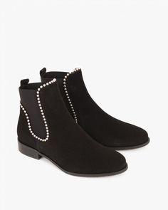 BOTKI 070 -0145-CZ-ZAM Booty, Ankle, Spring, Shoes, Fashion, Moda, Swag, Zapatos, Wall Plug