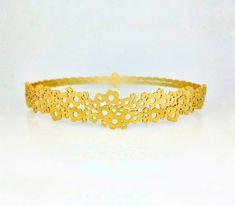 Στέφανα γάμου απο την Laka Luka Bracelets, Gold, Jewelry, Fashion, Moda, Jewlery, Bijoux, Fashion Styles, Schmuck