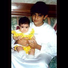 Latifa bint Rashed bin Khalifa Al Maktoum con su primo Hamdan bin Mohammed bin Rashid Al Maktoum. Vía: latifaalmaktoum