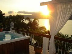 Turismo em SC: Bistrô Isadora Duncan Guest House - Florianópolis