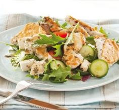Herbed chicken salad | Healthy Food Guide