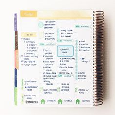 sarahboparah: First half of the week in my Erin Condren Hourly Life Planner
