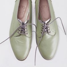 handmade Polish shoes by Aga Prus