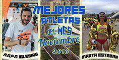 Rafael Iglesias y Marta Esteban, mejores atletas españoles del mes de noviembre: http://www.rfea.es/web/noticias/desarrollo.asp?codigo=9493#.WEWKF7LhDIV