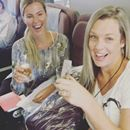 Cheers! 🥂On our way to Honkers for the #globalsourcesexhibition to find suppliers, look at new products & kick up our heels 💃😝#workfromanywhere🌎 #entrepreneurlife
