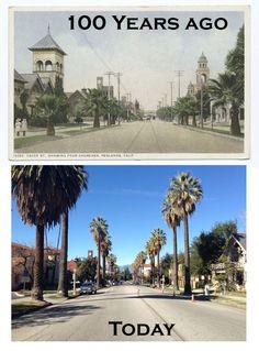 Cajon street, Redlands, CA