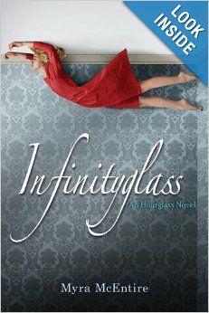 Infinityglass: An Hourglass Novel: Myra McEntire: 9781606844410: Amazon.com: Books