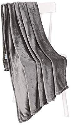 Kess InHouse Nina May Neutra Splatter Black White Mixed Media Throw 40 x 30 Fleece Blanket