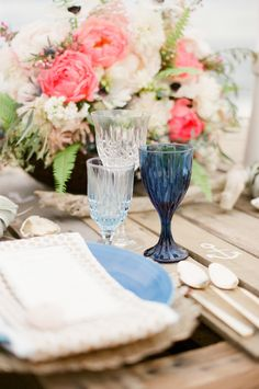 Photography: Ruth Eileen - rutheileenphotography.com  Read More: http://www.stylemepretty.com/2014/07/24/new-england-nautical-meets-west-coast-whimsical-inspiration/