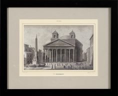 Neptune Whitechapel Classical Rome 6: 33cm x 27cm