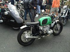 BMW Café Racer - Page 30 Bobber Bikes, Bmw Motorcycles, Custom Motorcycles, Custom Bikes, Bmw Cafe Racer, Cafe Racers, Cafe Racer Vintage, Bmw Old, Bmw Motorbikes