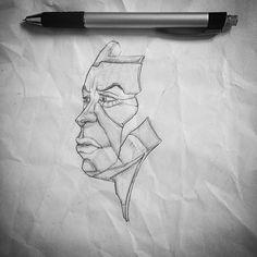 Brain dead ... #characterist  #drawings #art #artsy #artist #artwork #doodle #face #instaart #instagood #sketchbook #illustration  #artwork #artoftheday #pencil  #artsbeautifulx #inkfeature #artofdrawingg #arthelp #drawing #sketching #sketches #doodles #artmagazine #abstract