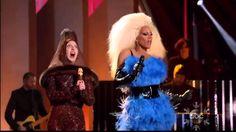 "Lady Gaga and RuPaul - Fashion! ""Lady Gaga & the Muppets: Holiday Specta..."