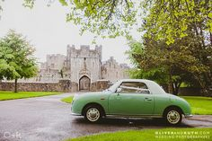 Wedding Photographs at St. Donats Castle by Oliver + Ruth