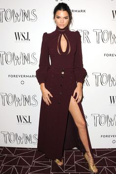 Kendall Jenner arrives at the Screening Of 20th Century Fox's Paper Towns at The London West Hollywood on July 18, 2015, in West Hollywood, California.   - Cosmopolitan.com