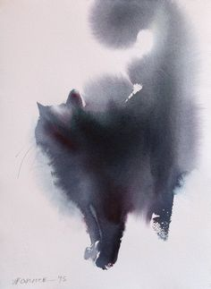 Misteriosi e delicati: i gatti di Endre Penovac