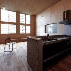 注文住宅.狭小住宅なら大阪の建築設計事務所 Coo Planning