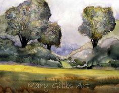 Landscapes | Mary Gibbs Art