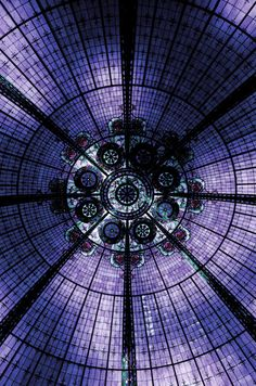 Stained Glass Dome - Las Vegas